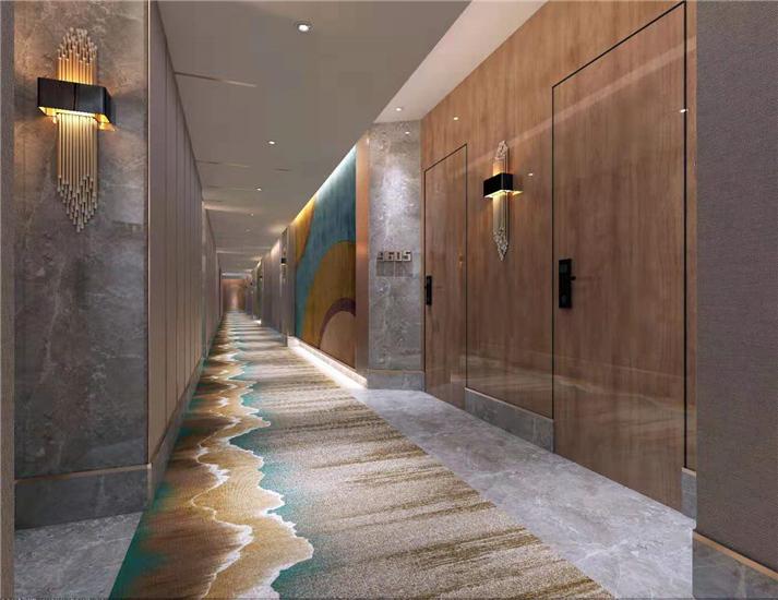 酒店装修设计案例