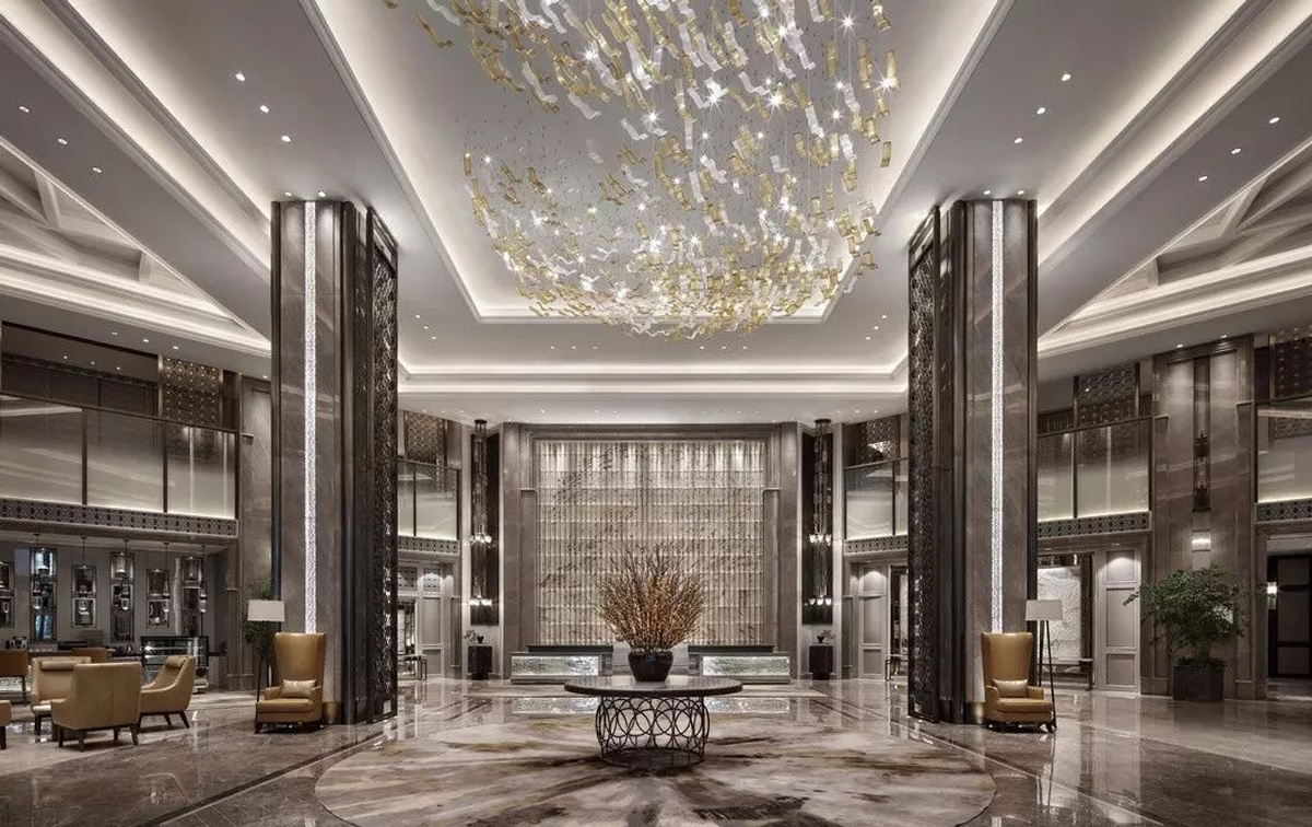 酒店餐厅设计案例