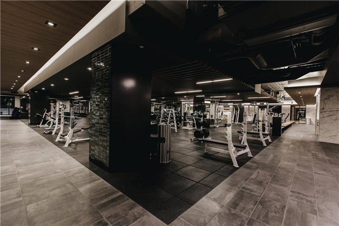 健身房设计案例