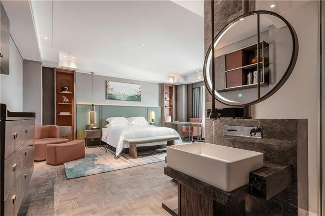 酒店装修设计,精品酒店设计案例