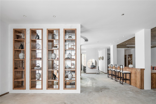 民宿酒店设计案例,徽派民宿酒店设计,新中式民宿酒店设计