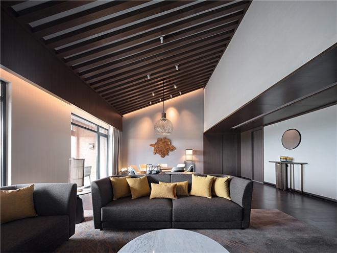 酒店中餐区设计,酒店设计,酒店客房设计